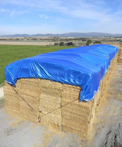 Lonas de plastico para cubrir materiales de construcci n for Ojales para toldos